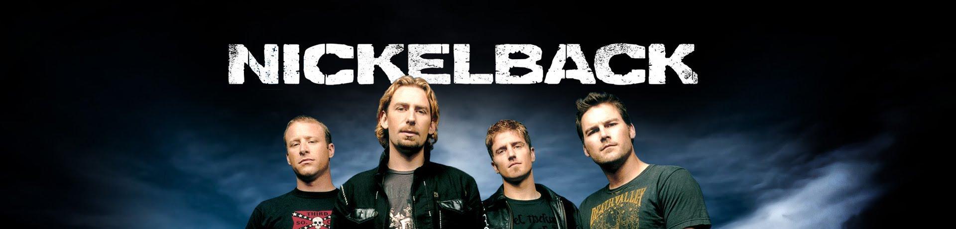 Nickelback firma...